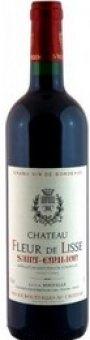 Víno červené Saint - Emilion Château Fleur de Lisse