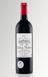 Víno Haut Médoc Château Moulinat