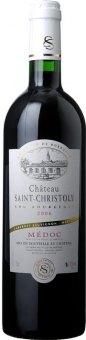 Víno Médoc Château Saint Christoly