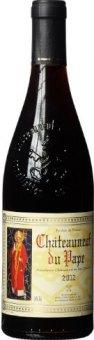 Víno červené Châteauneuf du Pape