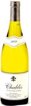 Víno Chablis Louis Chevallier