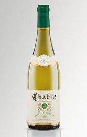 Víno bílé burgundské Chablis Philippe de Bois