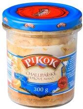 Chalupářské vepřové maso ve sklenici Pikok