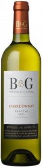 Víno Chardonnay B&G