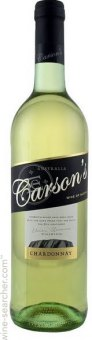 Víno Chardonnay Carson's