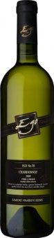 Víno Chardonnay Ego Zámecké vinařství Bzenec - výběr z hroznů