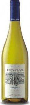 Víno Chardonnay Estación