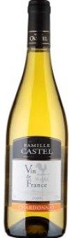 Víno Chardonnay Famille Castel