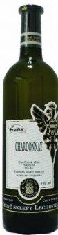 Víno Chardonnay Hruška Vinné sklepy Lechovice