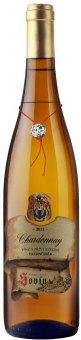 Víno Chardonnay Vinný sklep Sovín - pozdní sběr