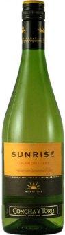 Víno Chardonnay Sunrise Concha Y Toro
