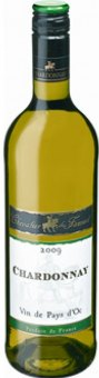 Víno Chardonnay Vin de Pays D'OC