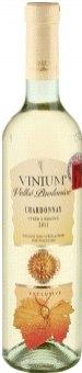 Víno Chardonnay Vinium Exclusive Velké Pavlovice