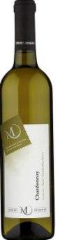 Víno Chardonnay Vinselekt Michlovský - pozdní sběr
