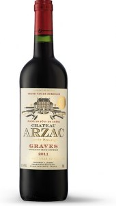 Víno Graves Chateau Arzac