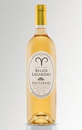 Víno Sauternes Chateau Belier Lagardan