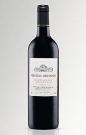 Víno Haut Médoc Chateau Bernones