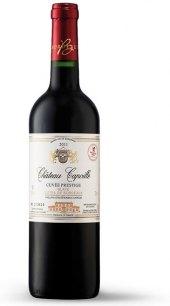 Víno Blaye Cotes de Bordeaux Chateau Capville