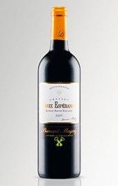 Víno červené Lussac Saint - Émilion Chateau Croix Espérance