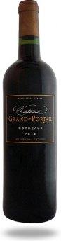 Víno červené Bordeaux Chateau Grand Portail