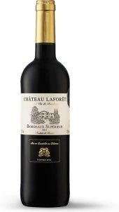 Víno červené Bordeaux Supérieur Chateau Laforet