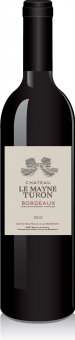 Víno červené Bordeaux Chateau Le Mayne Turon