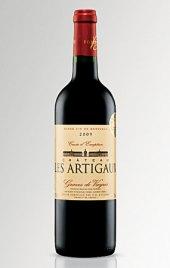 Víno Graves de Vayres Chateau Les Artigaux