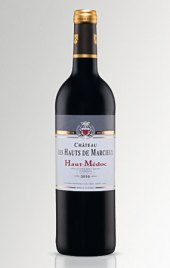 Víno Haut Médoc 2010 Chateau les Hauts de Marcieux