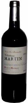 Víno Haut Medoc Chateau Martin