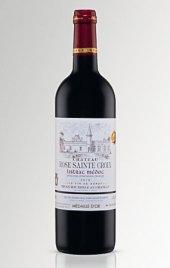 Víno Listrac Médoc Chateau Rose Sainte Croix