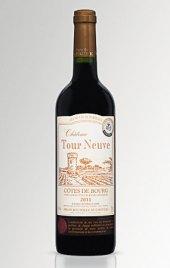 Víno červené Cotes de Bourg Chateau Tour Neuve