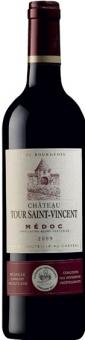 Víno Médoc Chateau Tour Saint Vincent