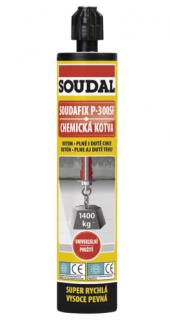 Chemická kotva Soudalfix P-300 SF Soudal