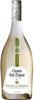 Víno bílé Chemin des Papes