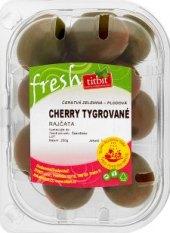Rajčata cherry tygrovaná Titbit