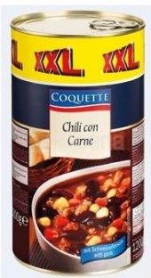 Polévka Chili Con Carne Coquette