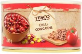 Chilli Con Carne Tesco