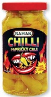 Chilli papričky Bahak