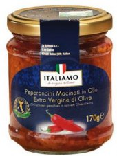 Chilli papričky Italiamo