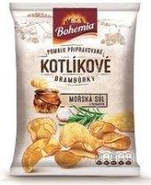 Brambůrky kotlíkové Bohemia Chips