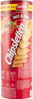 Chipsy Chipsletten Lorenz - tubus