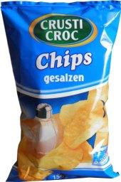 Chipsy Crusti Croc