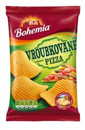 Chipsy vroubkované Bohemia Chips