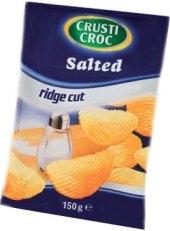 Chipsy vroubkované Crusti Croc