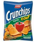 Chipsy vroubkované x-cut Crunchips Lorenz