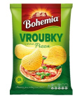 Chipsy vroubky Bohemia Chips
