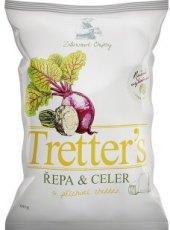 Chipsy zeleninové Tretter's