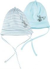 Chlapecká kojenecká čepice