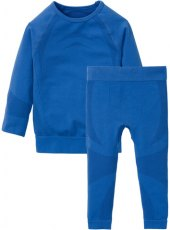 Chlapecké bezešvé funkční spodní prádlo Crivit Pro