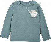 Chlapecké kojenecké tričko s dlouhým rukávem Pure Collection Lupilu